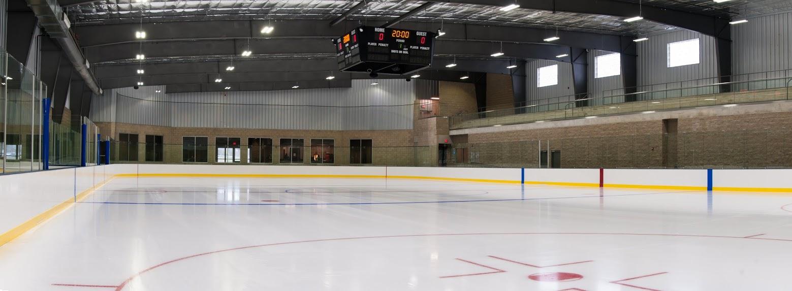 Center Ice Arena!